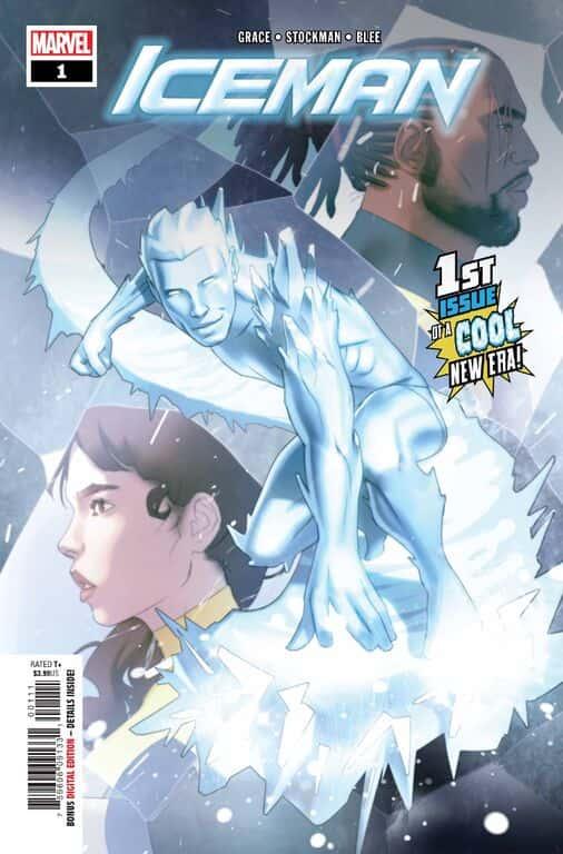 Iceman Volumen 4 [5/5] Español | Mega