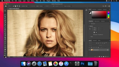 Adobe Photoshop 2021 v22.0.1 + Neural Filters Multilingual macOS