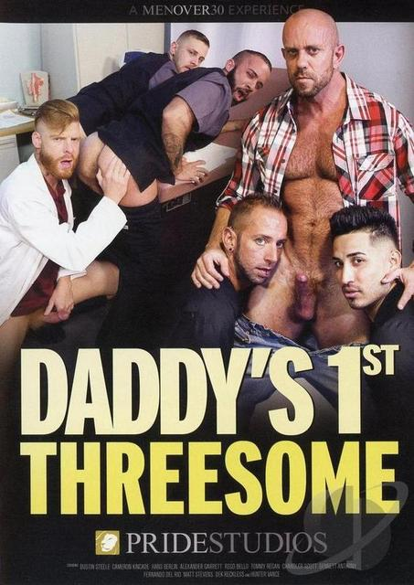 Daddys 1st Threesome (Men Over 30)