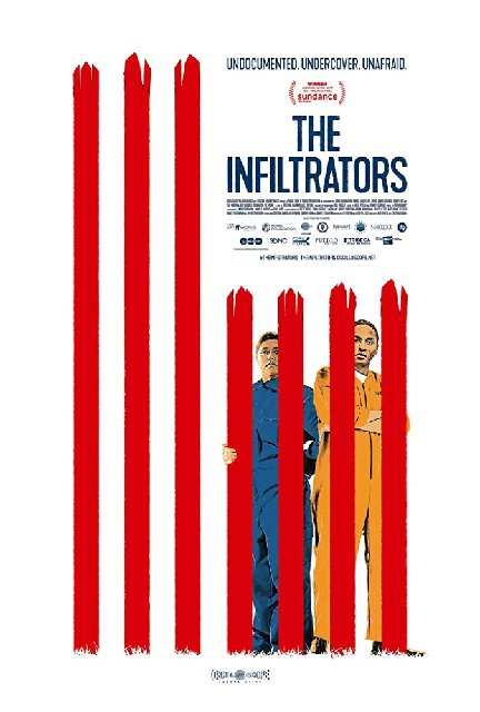 The Infiltrators 2020 Movie Poster