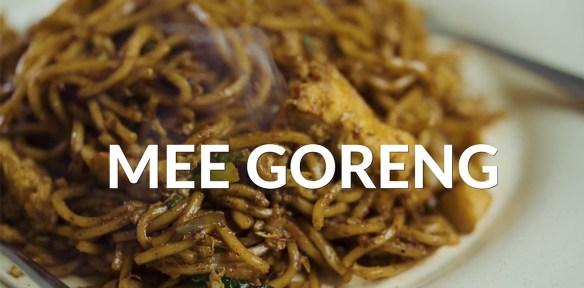 mee goreng makanan Malaysia