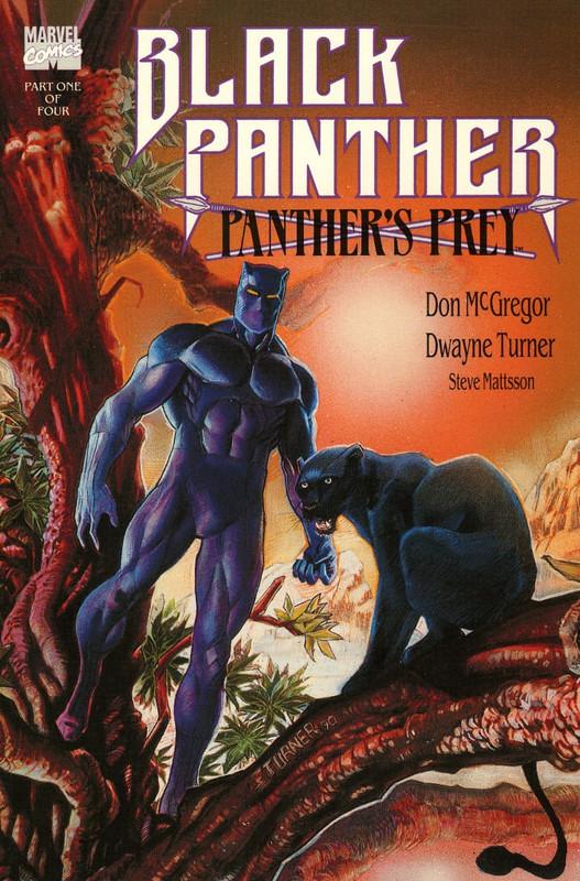 Black Panther: Panther's Prey [4/4] Español