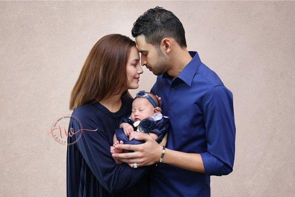 juliana evans suami dan anak