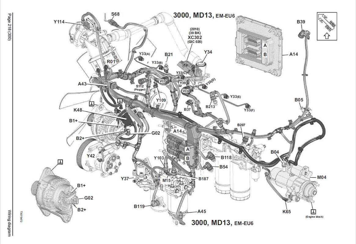 VOLVO Truck & Bus Wiring Diagrams