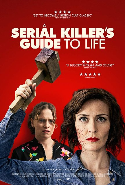 A Serial Killers Guide To Life 2019 Movie Poster