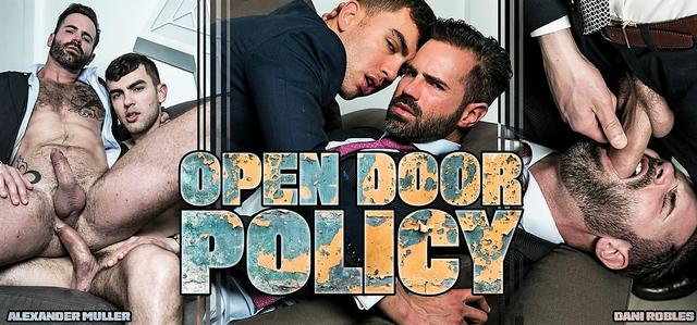 Open Door Policy: Alexander Muller & Dani Robles