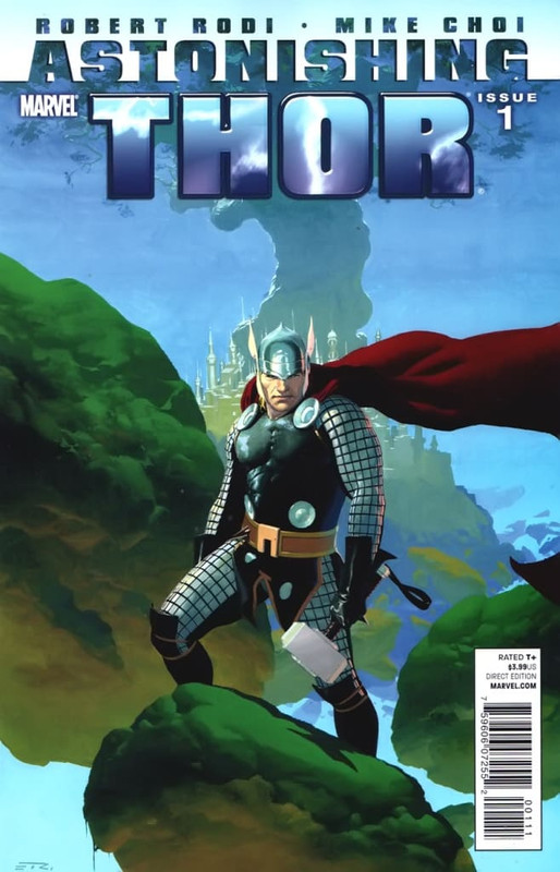 Astonishing Thor [5/5] Español | Mega