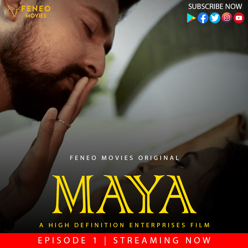 18+ Maya (2020) S01E01 Hindi Web Series 720p Watch Online