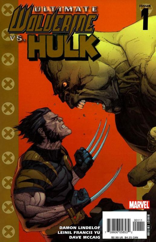 Ultimate Wolverine vs Hulk [6/6] Español | Mega