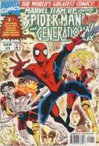 Marvel Team-Up Volumen 2 [11/11] Español | Mega