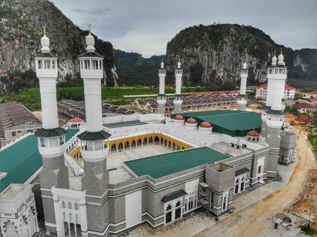 masjid cirikan masjidl haram
