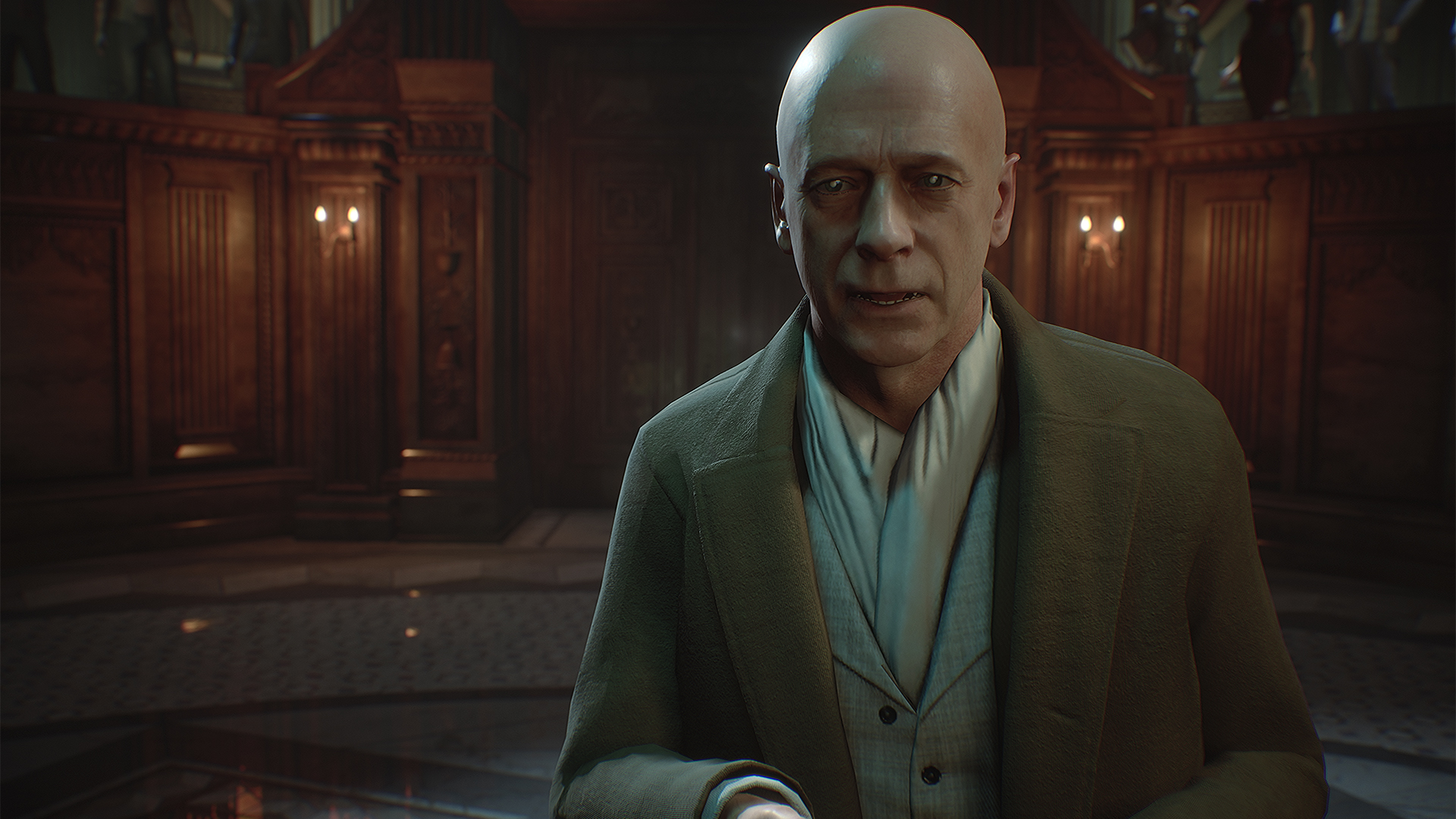 Streets Of Seattle Shine Bright In First VAMPIRE THE MASQUERADE BLOODLINES 2 Screenshots