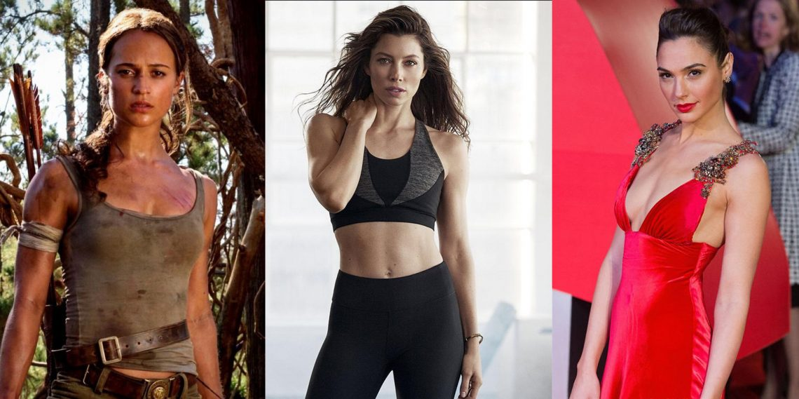 4 Feminine Celebrities That Obtained Jacked For Their Roles