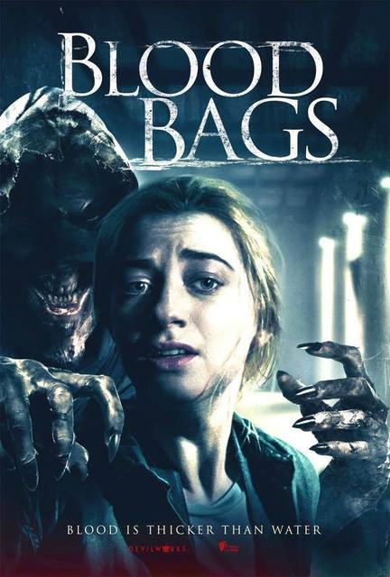 Blood Bags 2019 Movie Poster
