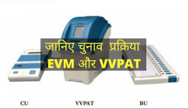 bhihar election : how EVM and VVPAT in Indian Elections in short