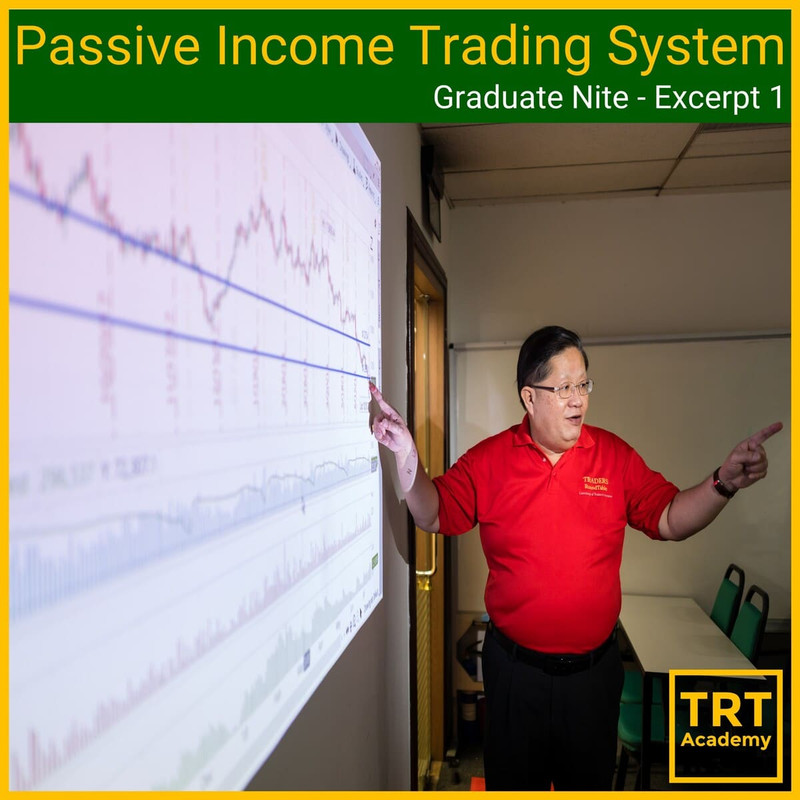 Yes… I Want to Improve My Trading Results – Passive Income Trading System Graduate Nite – Excerpt 1