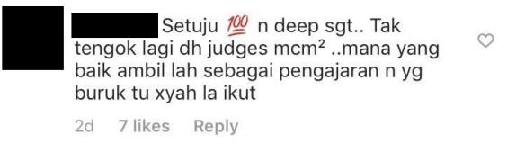 netizen setuju azhan rani