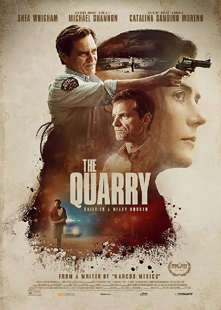 The Quarry 2020 Movie Poster