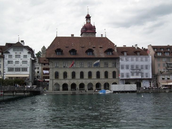 Antiguo Ayuntamiento (Altes Rathaus) | Lucerna. Guía de viajes y ...