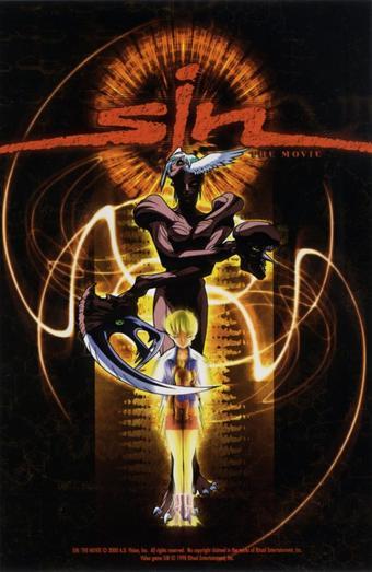 SIN - The Movie (Latino, Japones, Sub. Esp.)(Varios) 1