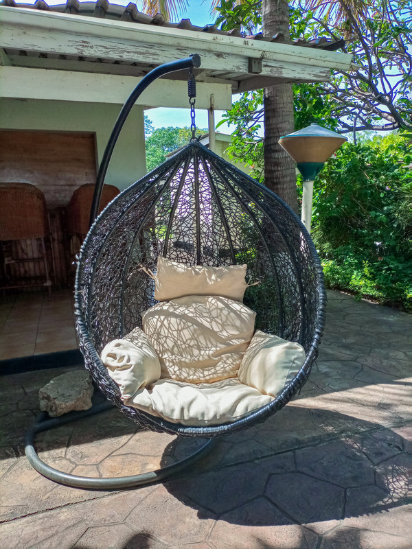 Cocoon Chair - Sungeni Cottage