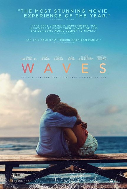 Waves 2019 Movie Poster