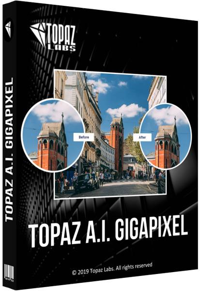 Topaz Gigapixel AI v.5.4.5 RePack by KpoJIuK