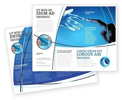 Technical Brochure Template Ideal Vistalist Co