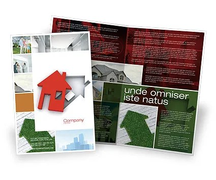 Mortgage Money Brochure Template Design And Layout Download Now