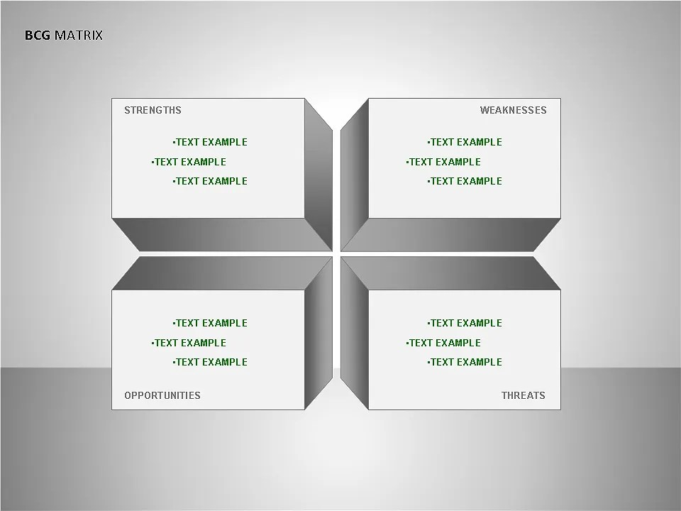 Growth-Share Matrix - Presentation Template for Google Slides and PowerPoint | #00088