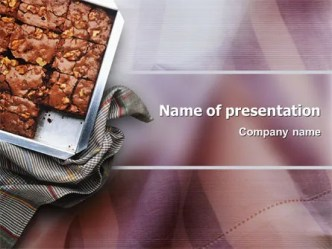 Bakery PowerPoint Templates and Google Slides Themes Backgrounds for presentations PoweredTemplate com