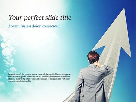 New Opportunity Concept - Free Presentation Template for Google Slides and PowerPoint   #15189