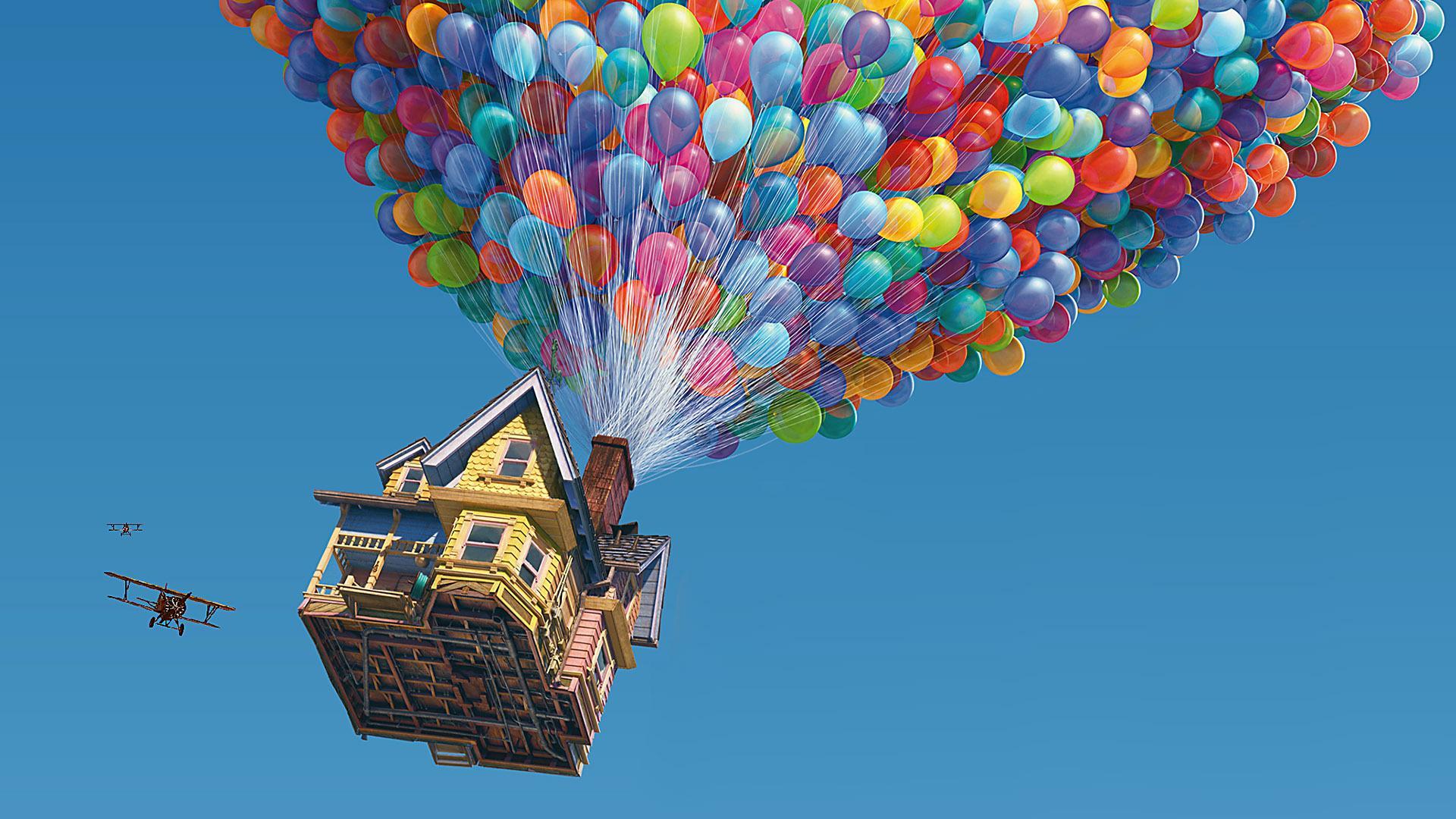 Allasta la casa che ispir il film danimazione Up  PensieriParole magazine