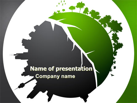 Urbanization Presentation Template For PowerPoint And Keynote PPT Star