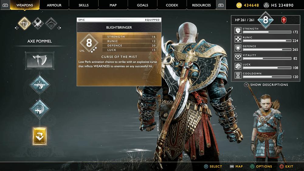 God of War - 100% Trophy Walkthrough • PSNProfiles.com