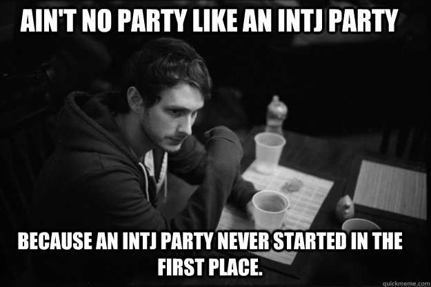 Image result for intj  people memes