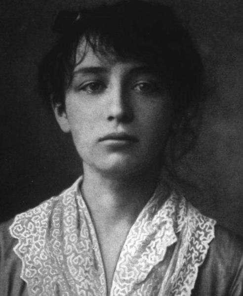卡米耶·克洛岱爾簡介_天才少女雕塑家卡米耶·克洛岱爾_卡米耶·克洛岱爾作品_卡米耶·克洛岱爾評價_趣歷史