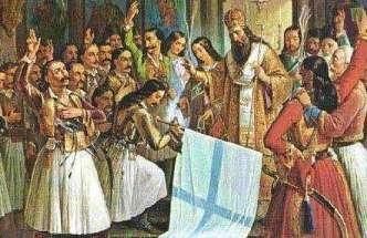 希臘獨立戰爭拜倫_希臘獨立戰爭埃及_希臘獨立戰爭史料_趣歷史