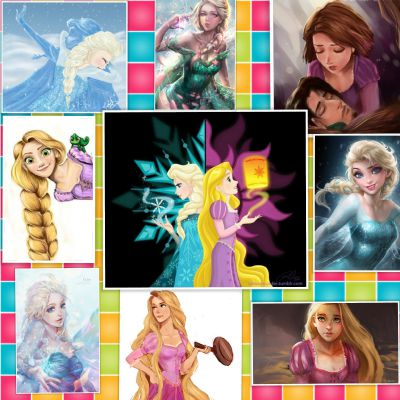 Twins Rapunzel And Elsa Ask Us Anything