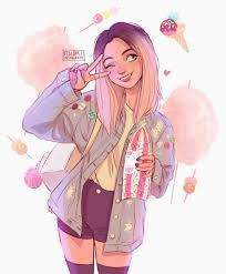 What Would I Look Like As A Cartoon : would, cartoon, Would, Cartoon/what, Personality