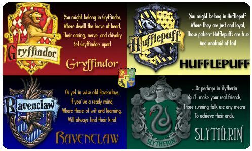 What's Your Hogwarts House? - Quiz