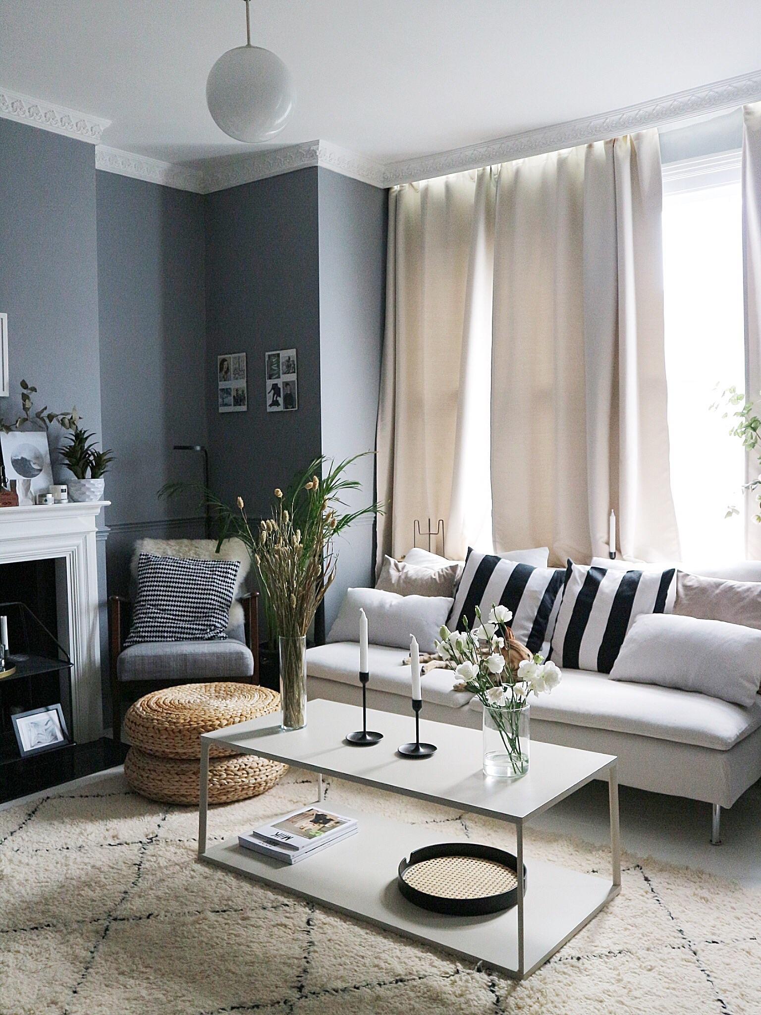 My Modern Victorian Living Room  London UK  AmateurRoomPorn