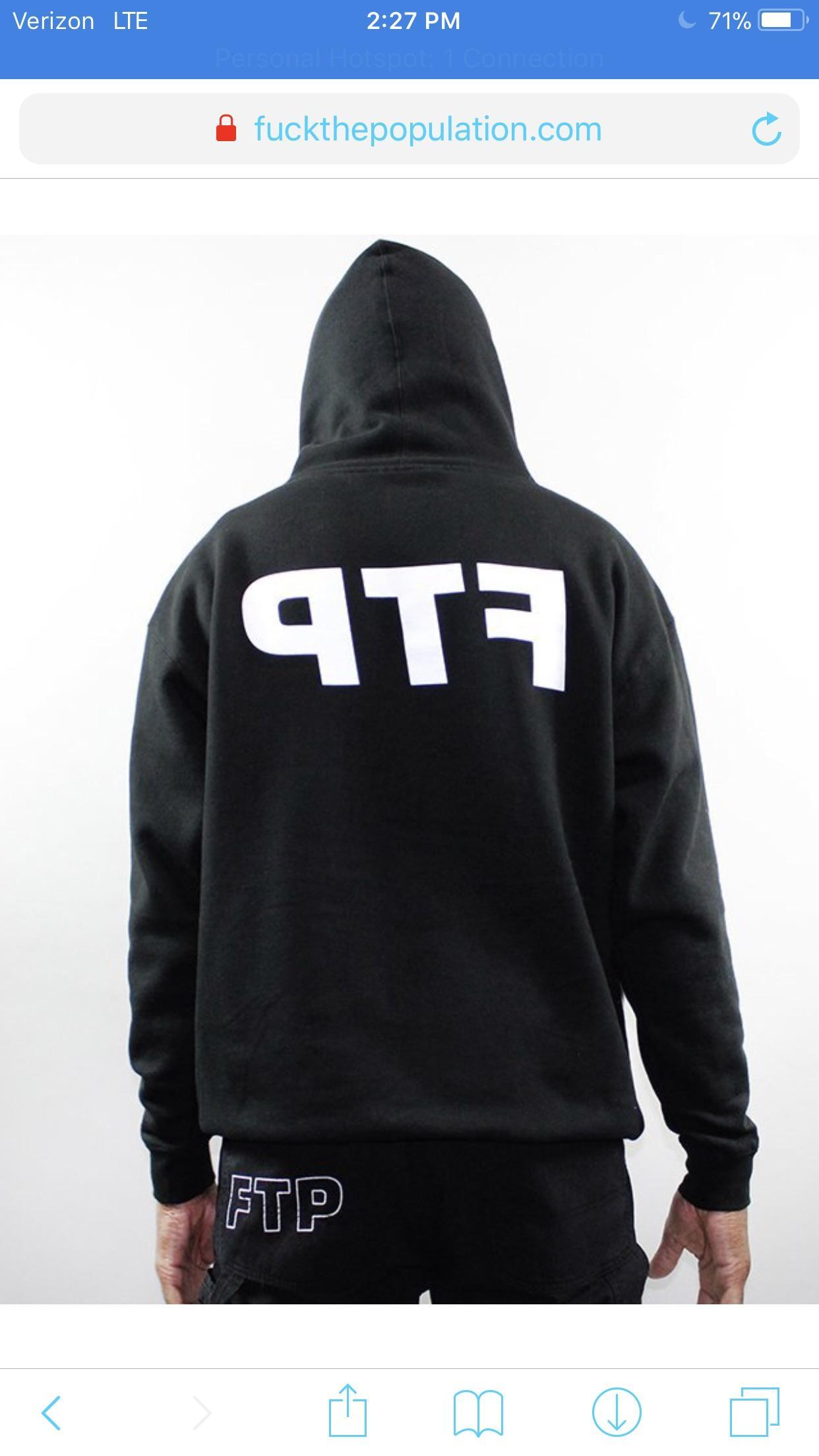 Backwards R Logo : backwards, Backwards, Hoodie, Fuckthepopulation