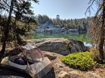 dispersed camping in stanislaus