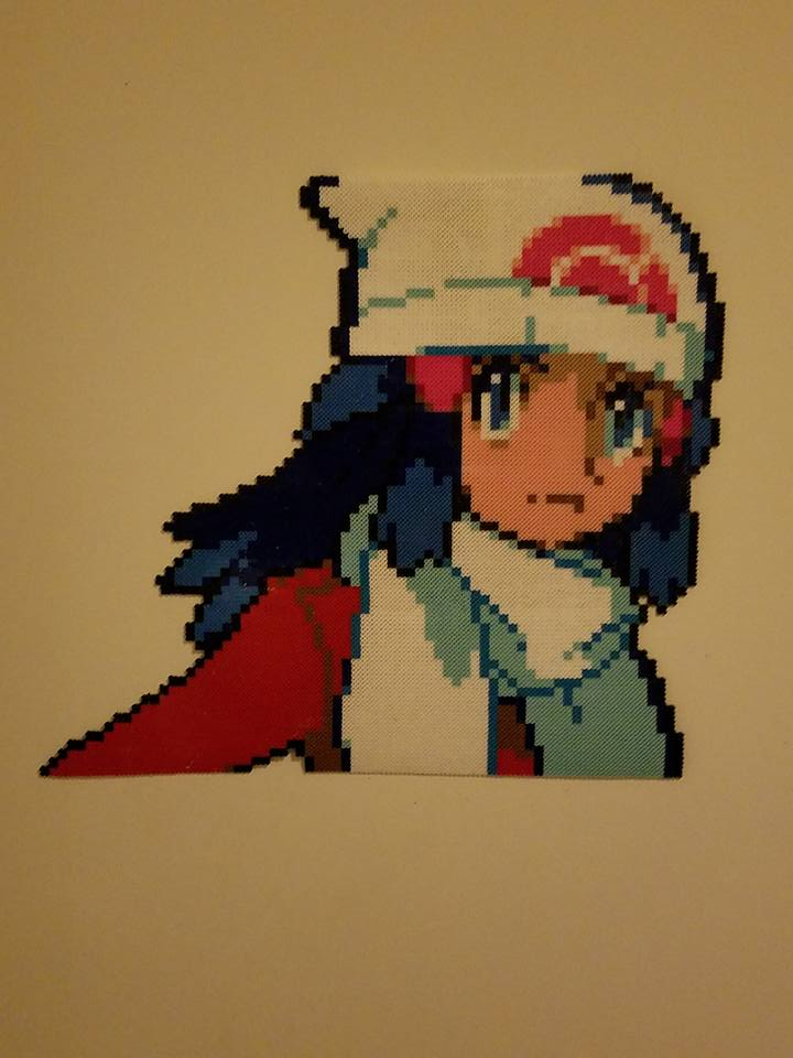 first big pixel project