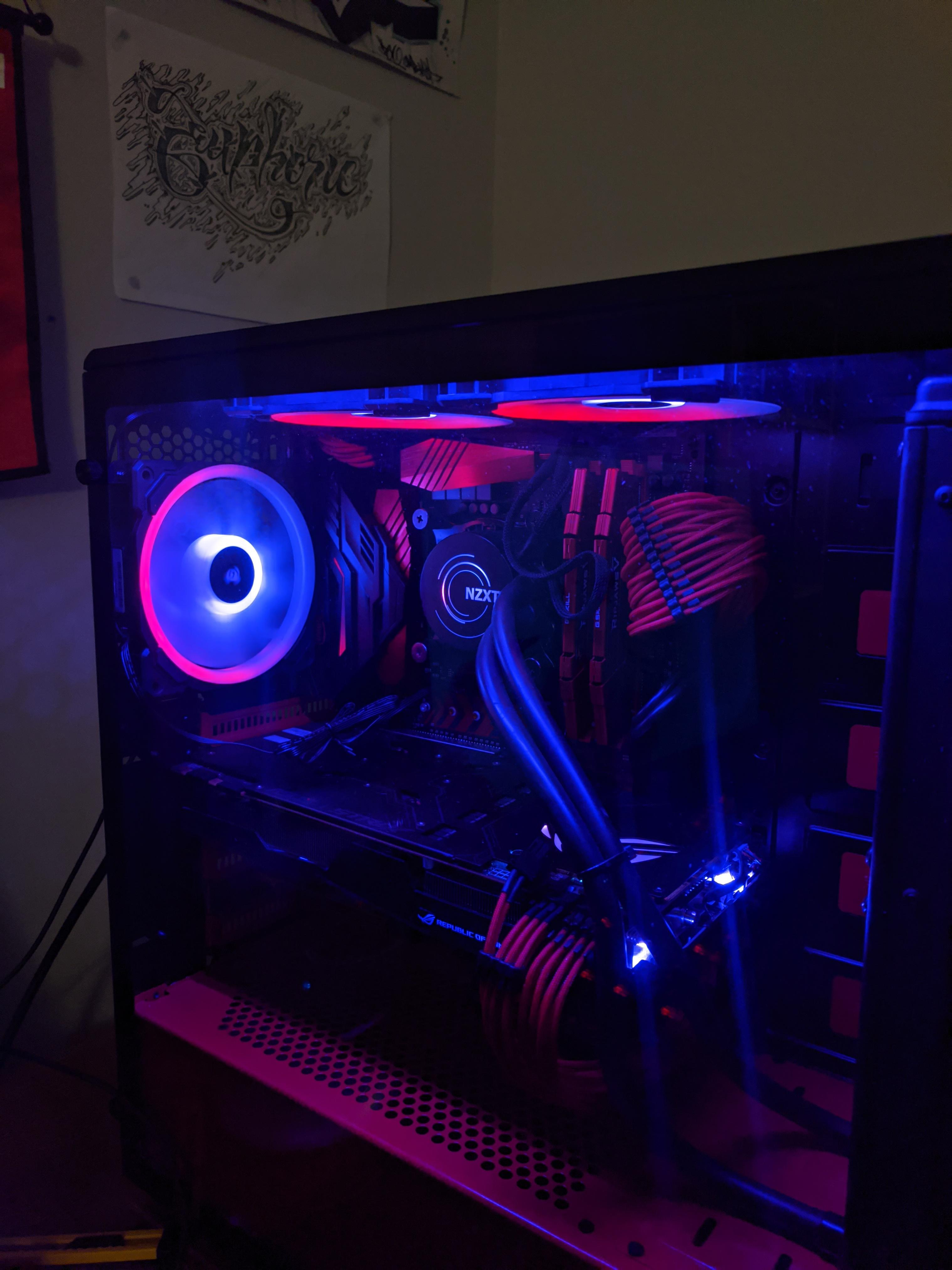 How To Install Corsair Rgb Profiles : install, corsair, profiles, Settings, Guy's, Fans?, There, Shift, Purple, Smoothly?, Corsair