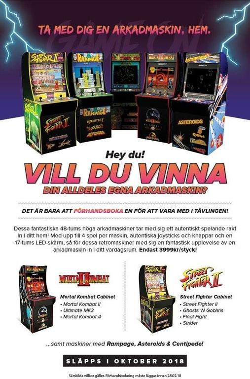 mortal kombat arcade 1up