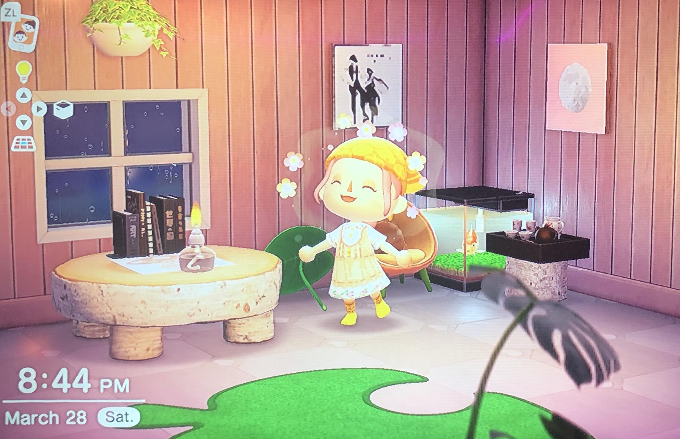Acnh A Young Witch S Room Animalcrossing