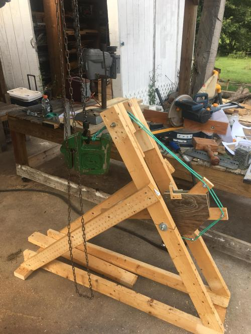 small resolution of golf ball throwing murlin trebuchet going to start on the bigger version soon been throwing 75 yards using 25 counterweight consistently