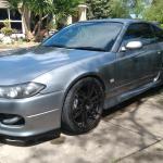 My Nissan Silvia S15 Spec R Autos
